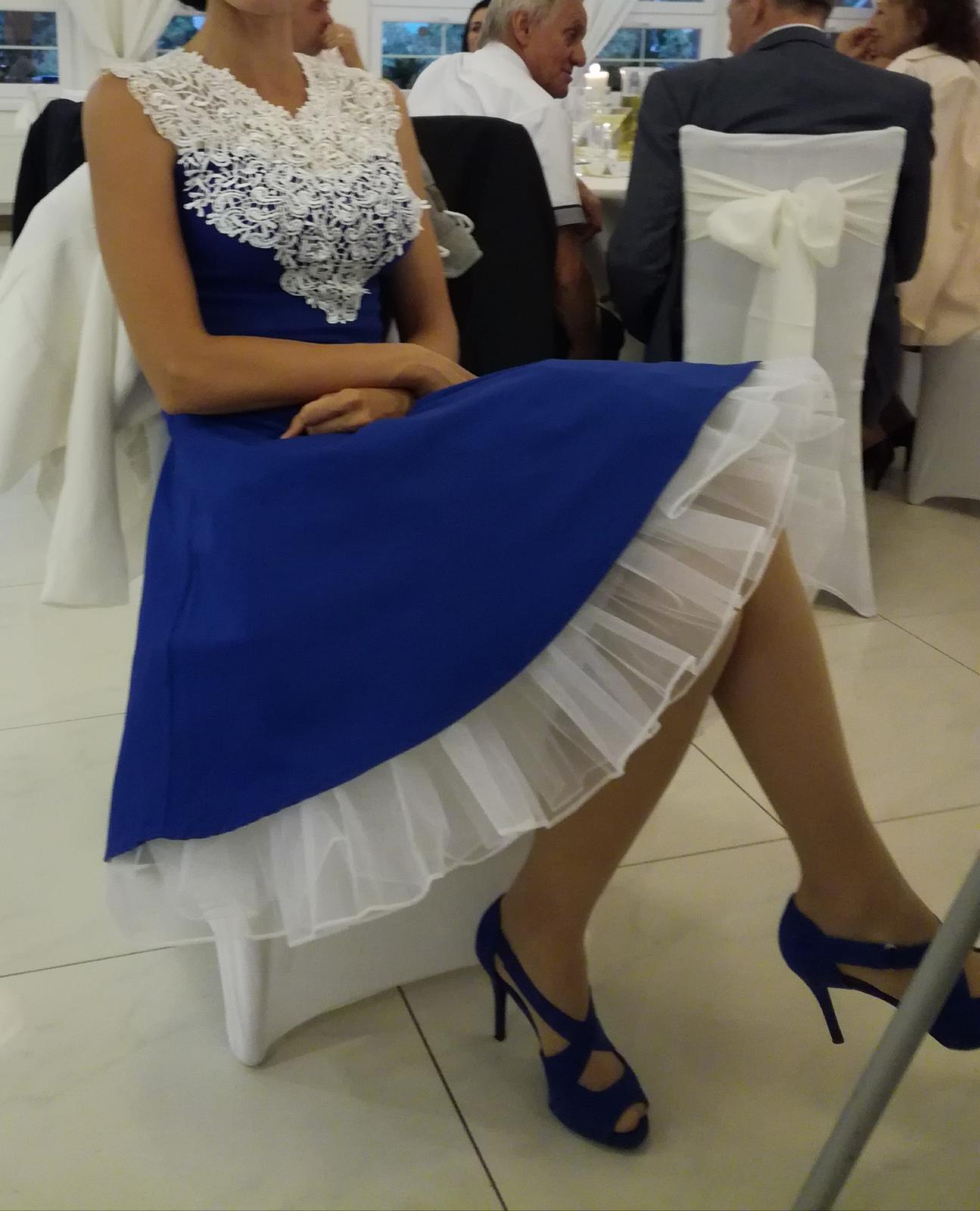 Krásne spoločenské šaty - Obrázok č. 1