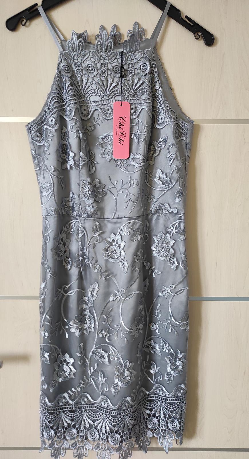 Nové kvalitné šaty Chi Chi London - Obrázok č. 1