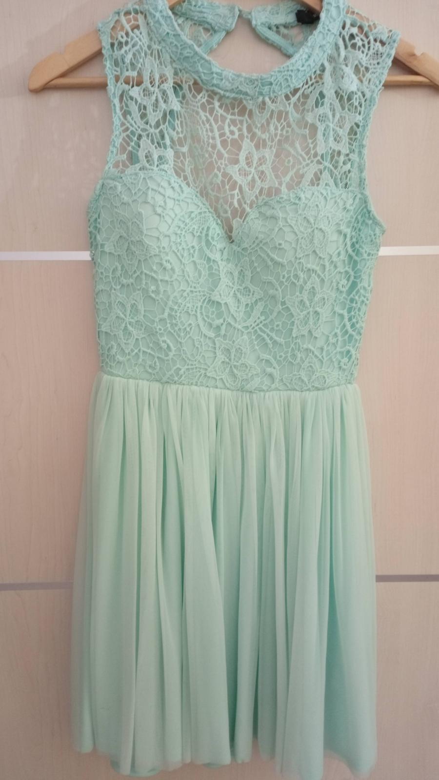 Letné šaty S - Obrázok č. 1