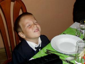 naše staršie krsniatko - Daneček
