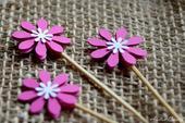 Rautová napichovátka-květina II.,