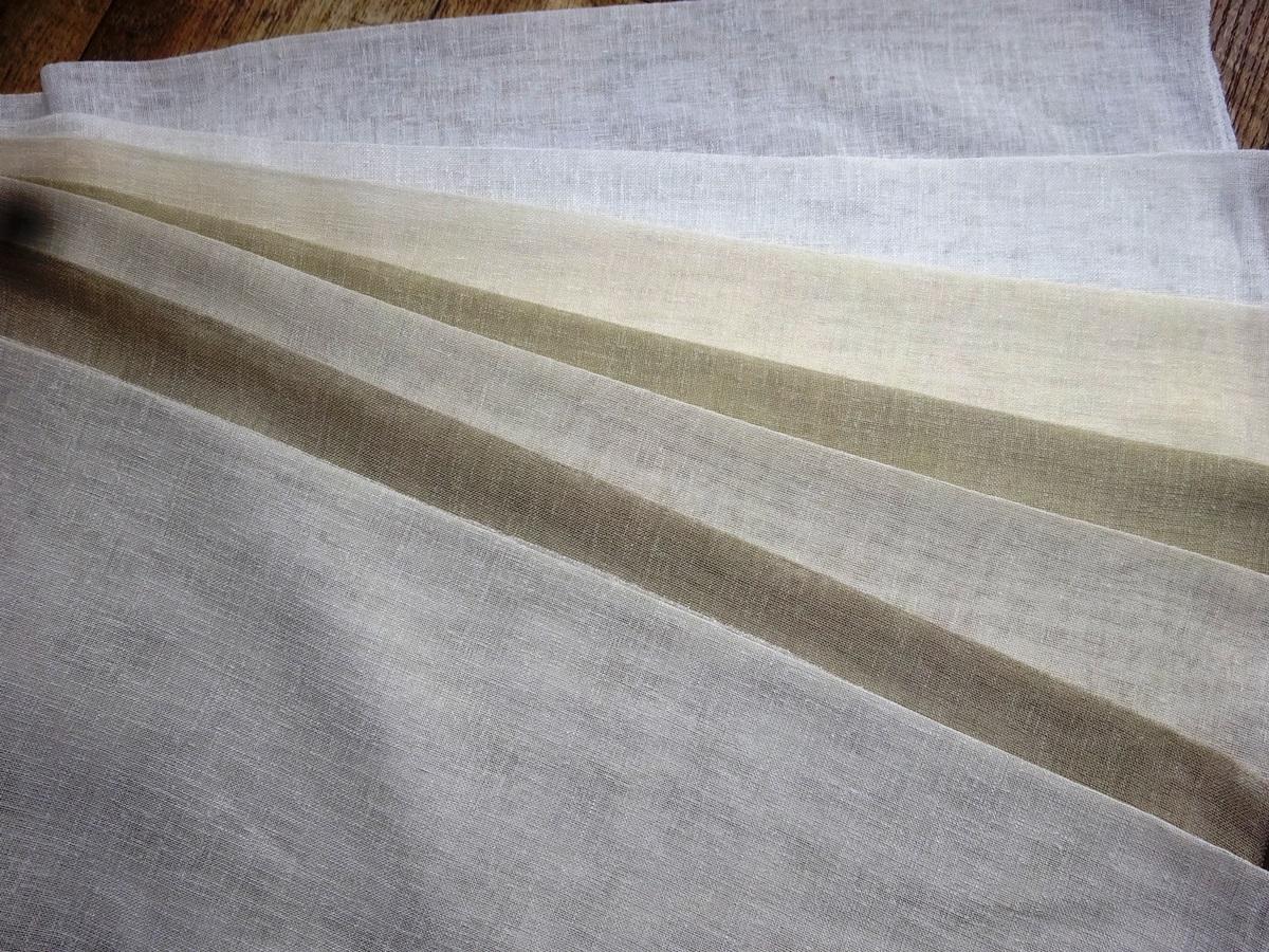 voálovina režná pastelová 7barevná 7x 119x 42 - Obrázek č. 1