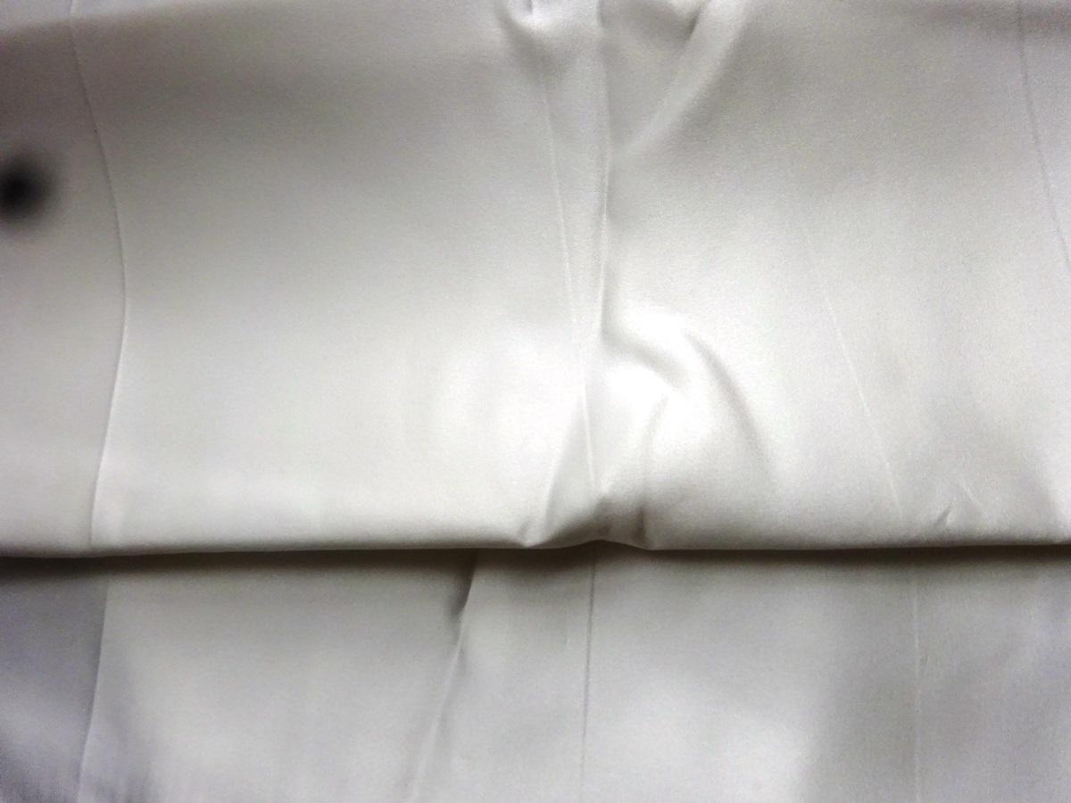 bílý šatový polyester 100x150 - Obrázek č. 1
