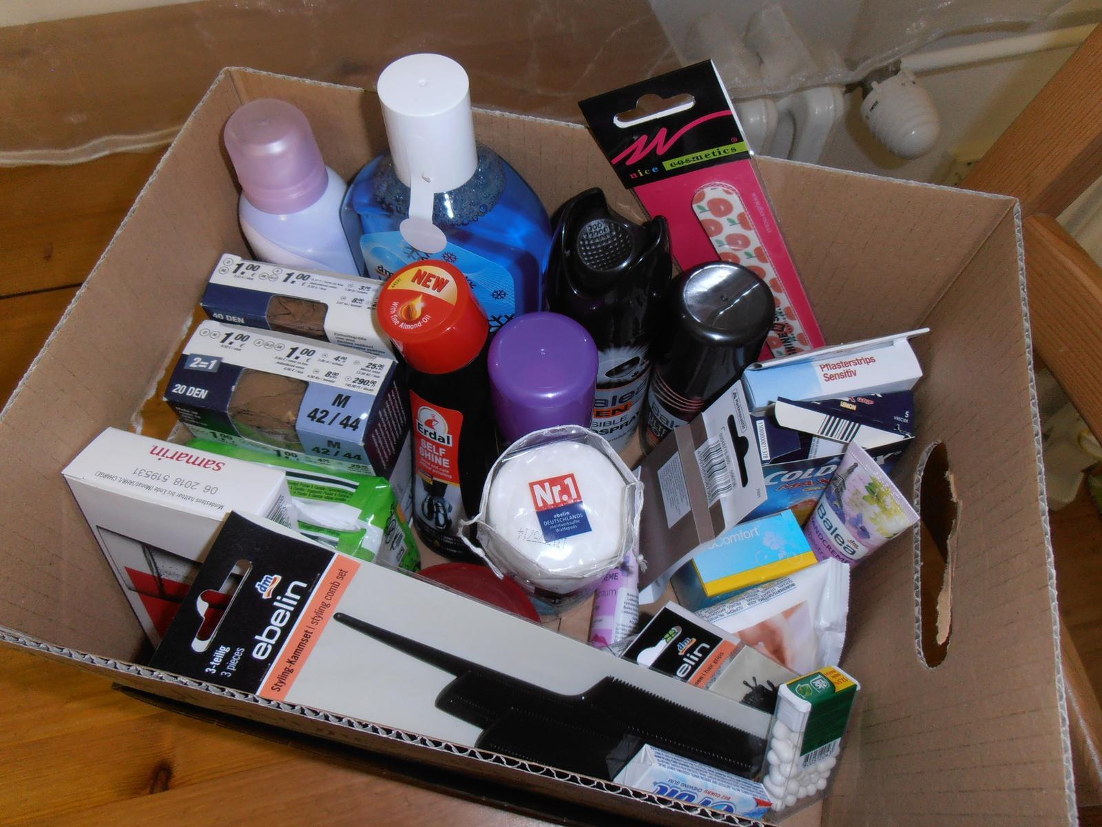 Takto sa pomaličky pripravujeme - Škatulka prvej pomoci pre pomoci pre hostí