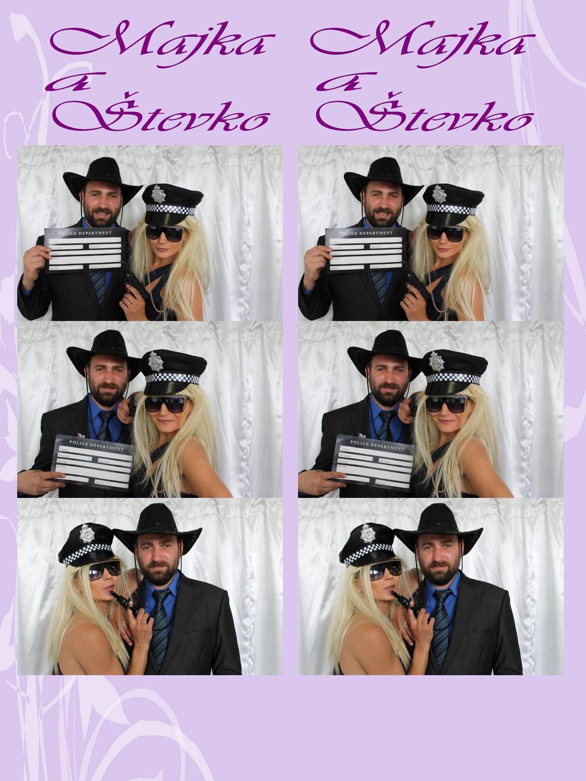 Fotopásiky zo svadby :) - Obrázok č. 1