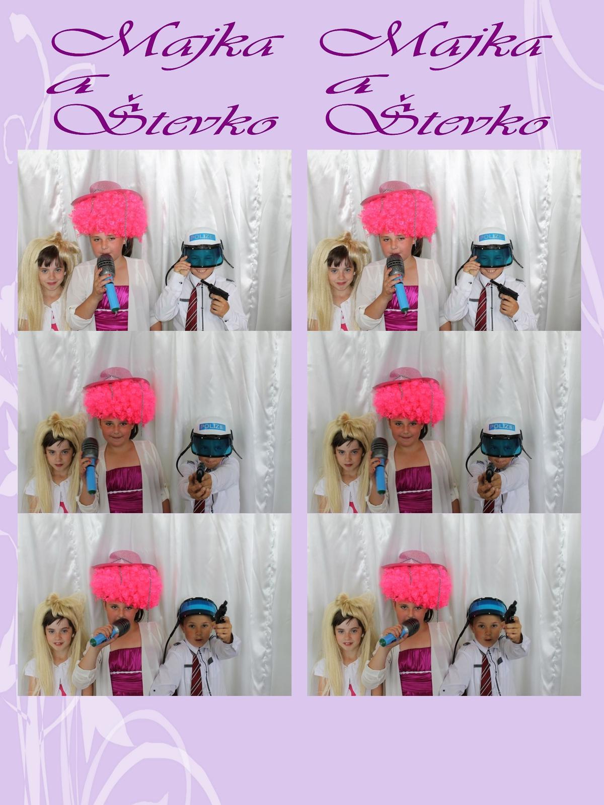 Fotopásiky zo svadby :) - Obrázok č. 2