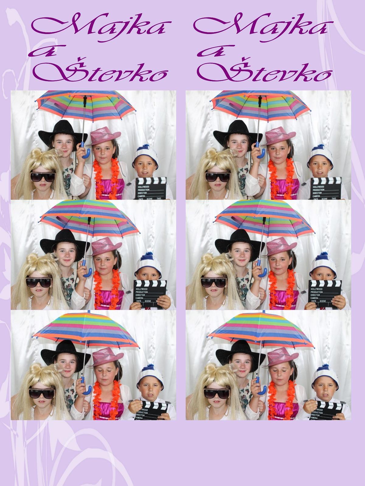 Fotopásiky zo svadby :) - Obrázok č. 3