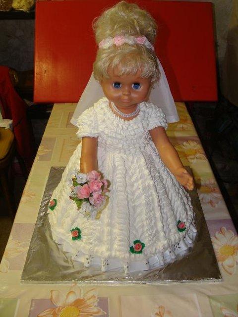 Juraj & Lucia - naša svadobná torta