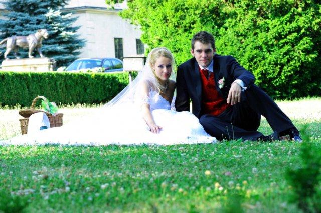 Umelecké foto zo svadby - Obrázok č. 4