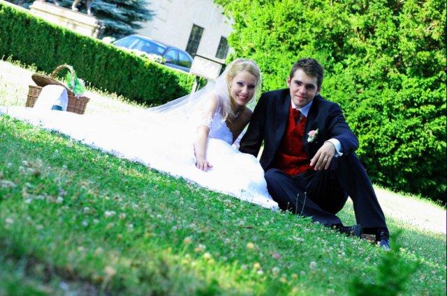 Umelecké foto zo svadby - Obrázok č. 5