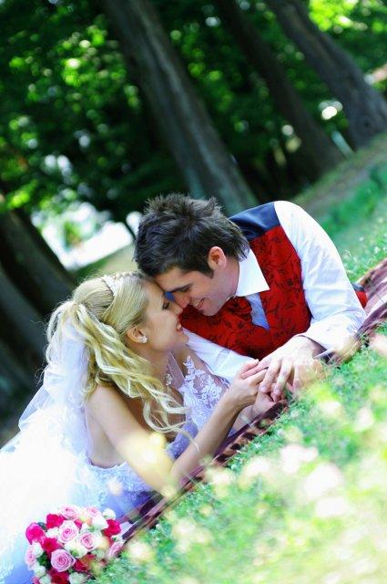 Umelecké foto zo svadby - Obrázok č. 13