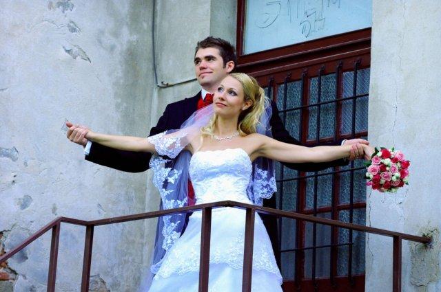 Umelecké foto zo svadby - Obrázok č. 24