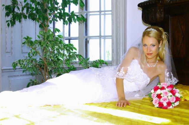 Umelecké foto zo svadby - Obrázok č. 33