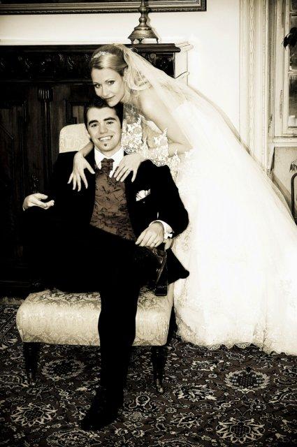 Umelecké foto zo svadby - Obrázok č. 37