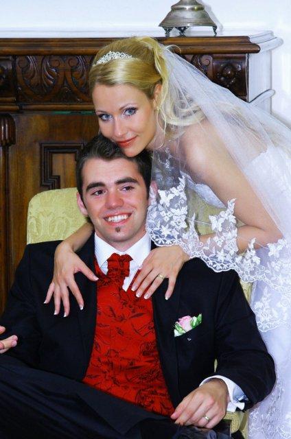 Umelecké foto zo svadby - Obrázok č. 38