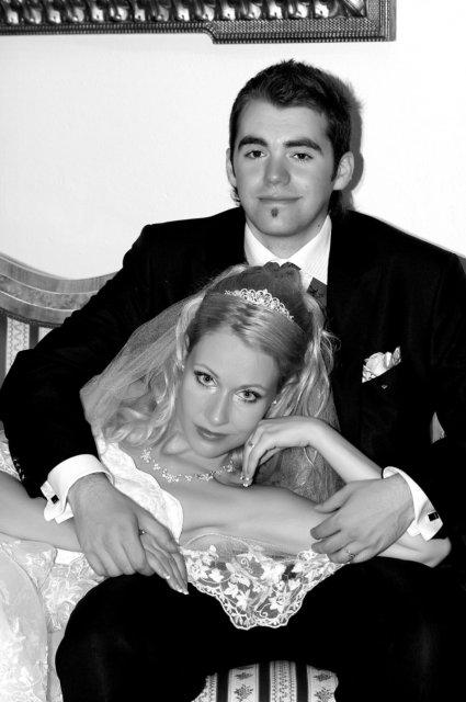 Umelecké foto zo svadby - Obrázok č. 43