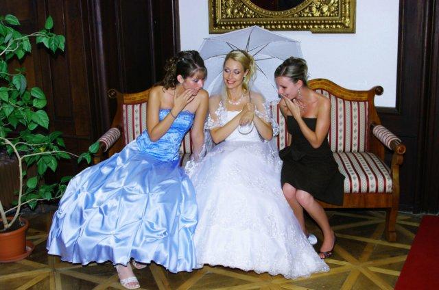 Umelecké foto zo svadby - Obrázok č. 44