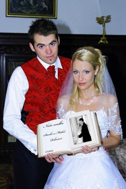 Umelecké foto zo svadby - Obrázok č. 52