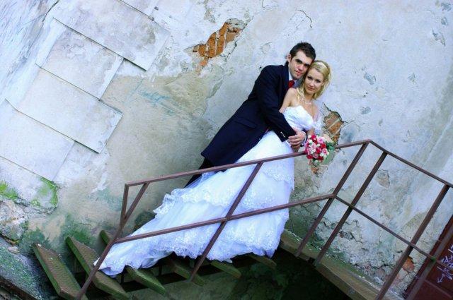 Umelecké foto zo svadby - Obrázok č. 56