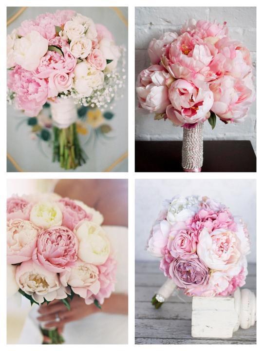 Bude svadba, svadbička :) - ...bledučko ružové, smotanové alebo...