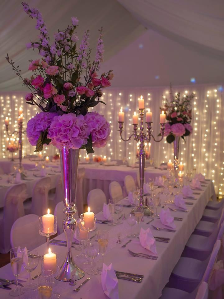 Bude svadba, svadbička :) - ...aj sálu by som chcela v romantickom duchu...