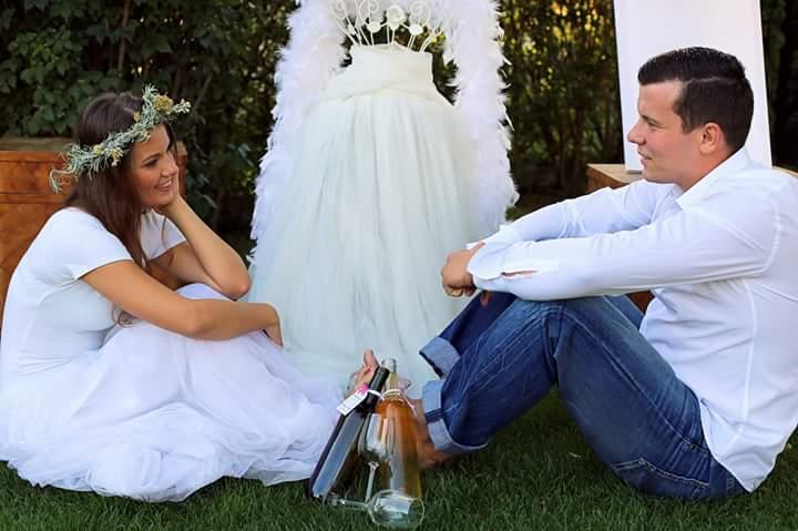 Naše predsvadobné rande fotenicko alebo ako sa svadba pripravuje - Obrázok č. 2