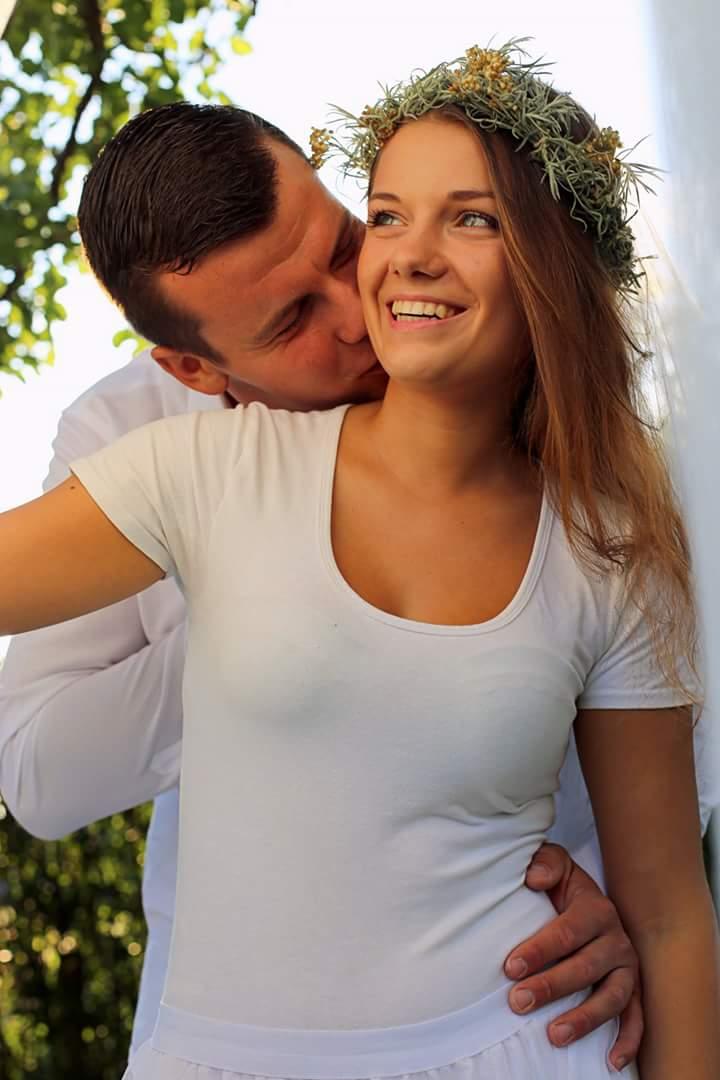Naše predsvadobné rande fotenicko alebo ako sa svadba pripravuje - predsvadobne nežnosti :-D aneb romantika v priamom prenose ..