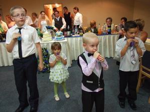 súťaž pre deti s balonmy