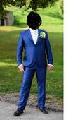 svadobny oblek +kravata , 50