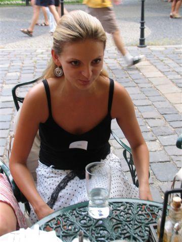 Cice - jul 2006 - Adelka je naozaj taka stihla cica :-)