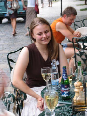 Cice - jul 2006 - taky smejko Veronice :-)
