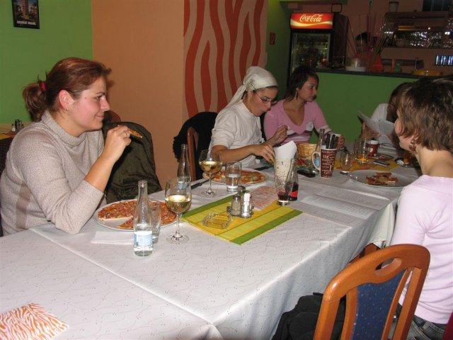 Cice - oktober 2006 - smejko, lomnicka, klaudiska a tak trochu samera