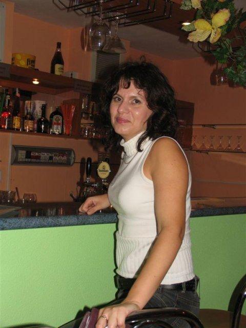 Cice - oktober 2006 - saska pri bare ;-)