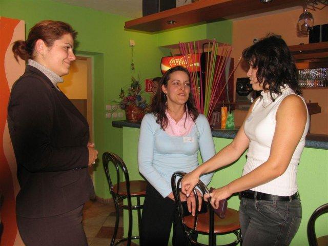 Cice - oktober 2006 - smejko, kubko a saska vo vaznej debate :-)