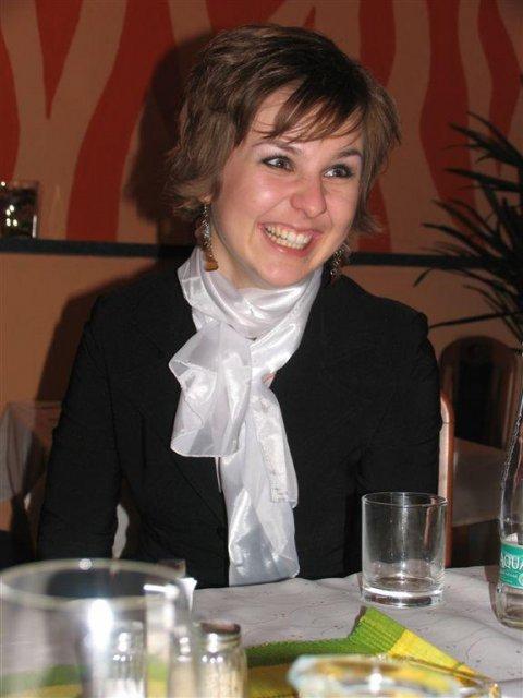 Cice - oktober 2006 - dama samera ;-)