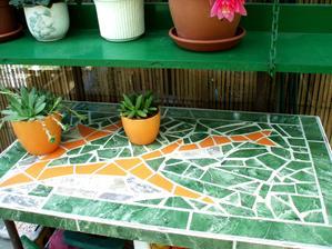 Stůl do skleníku