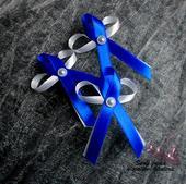 Vývazek malý královská modrá 23,