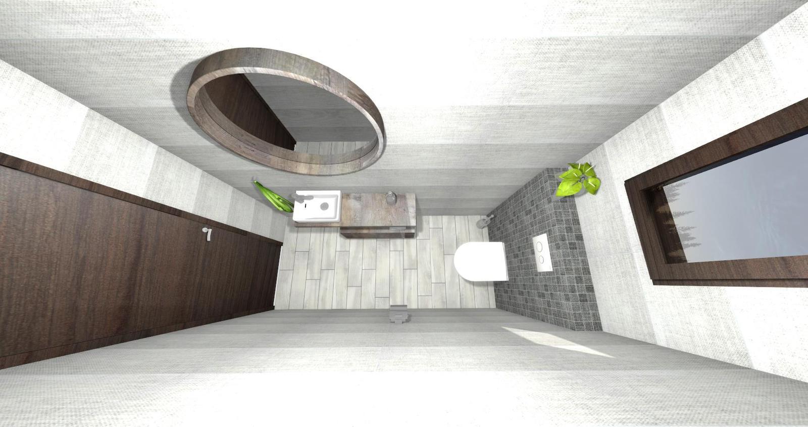 Návrh kúpeľne + WC - Obrázok č. 3