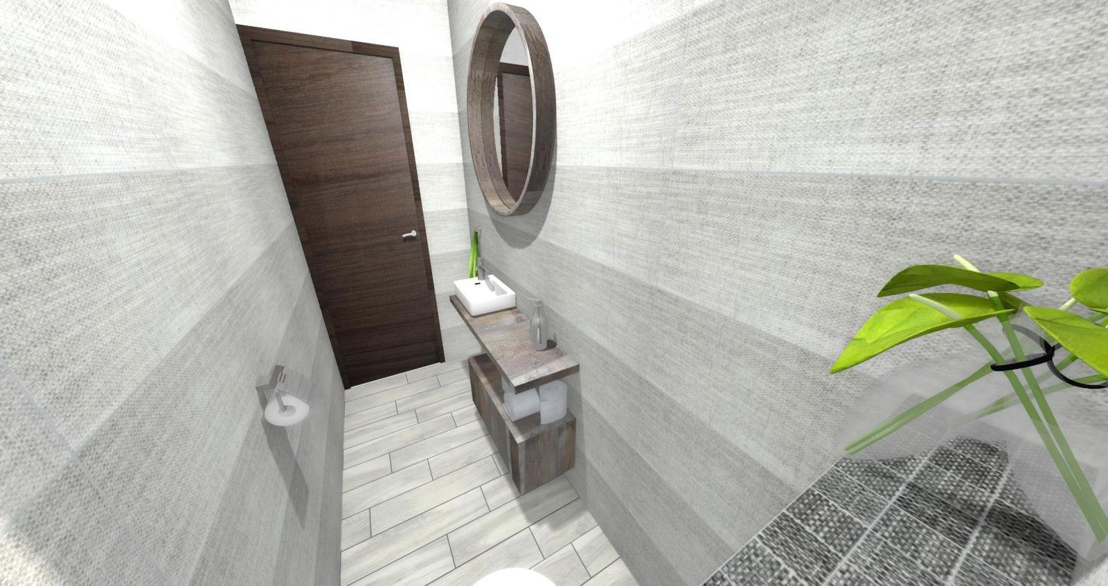 Návrh kúpeľne + WC - Obrázok č. 4