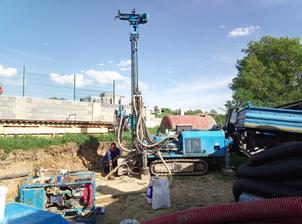 50m studňa