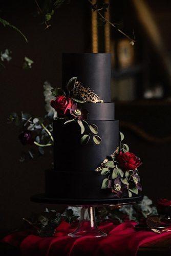 🖤Aj čierna patrí na svadbu - Obrázok č. 36