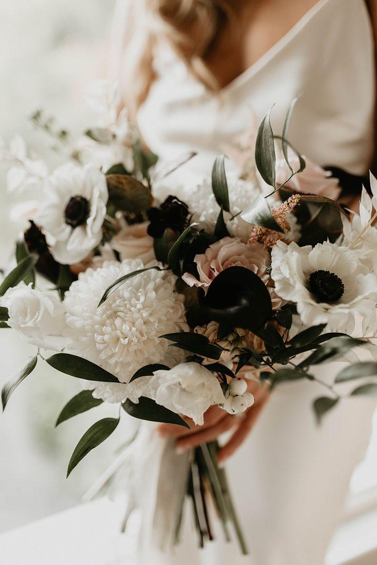 🖤Aj čierna patrí na svadbu - Obrázok č. 11