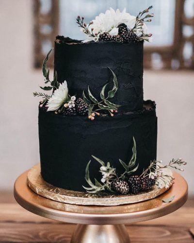 🖤Aj čierna patrí na svadbu - Obrázok č. 31
