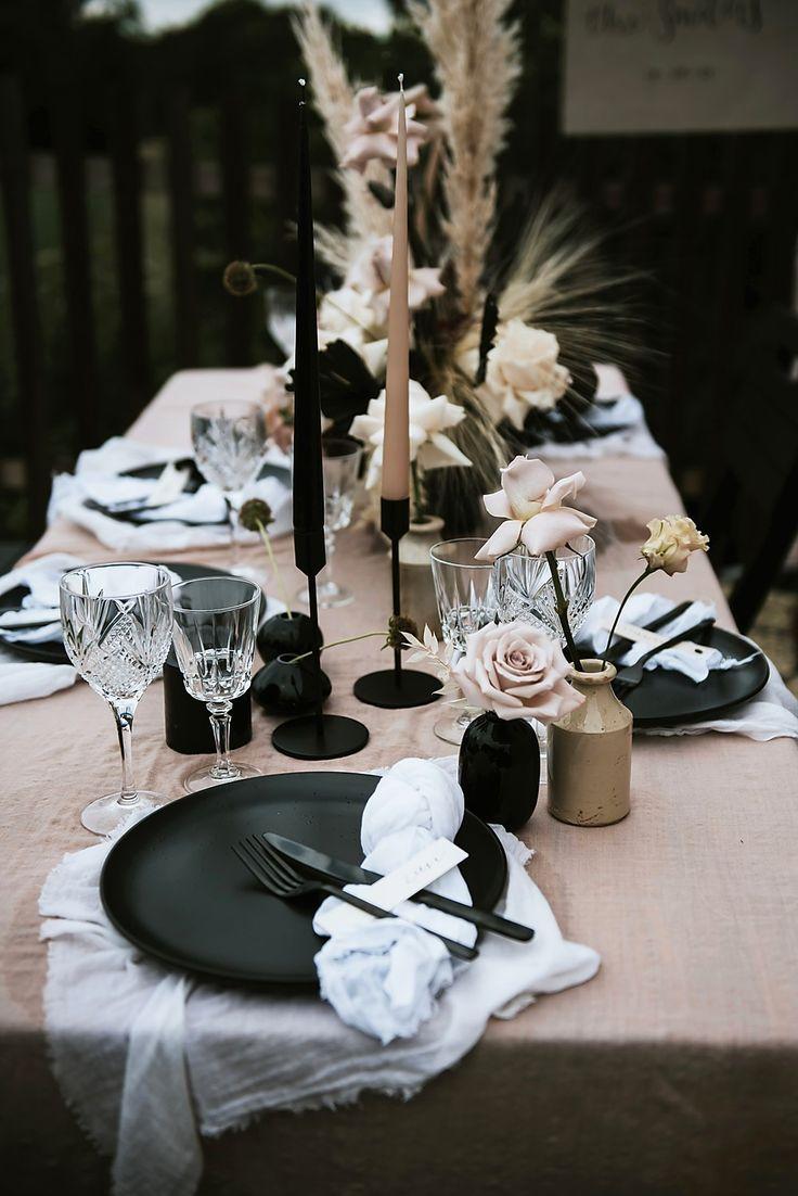 🖤Aj čierna patrí na svadbu - Obrázok č. 46