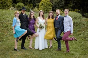 Skupina irského tance Sona Sól