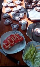 Raňajky od manžela, aby som vládala zdobiť 😘