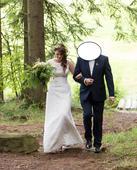 Celokrajkové svatební šaty i těhu, 40