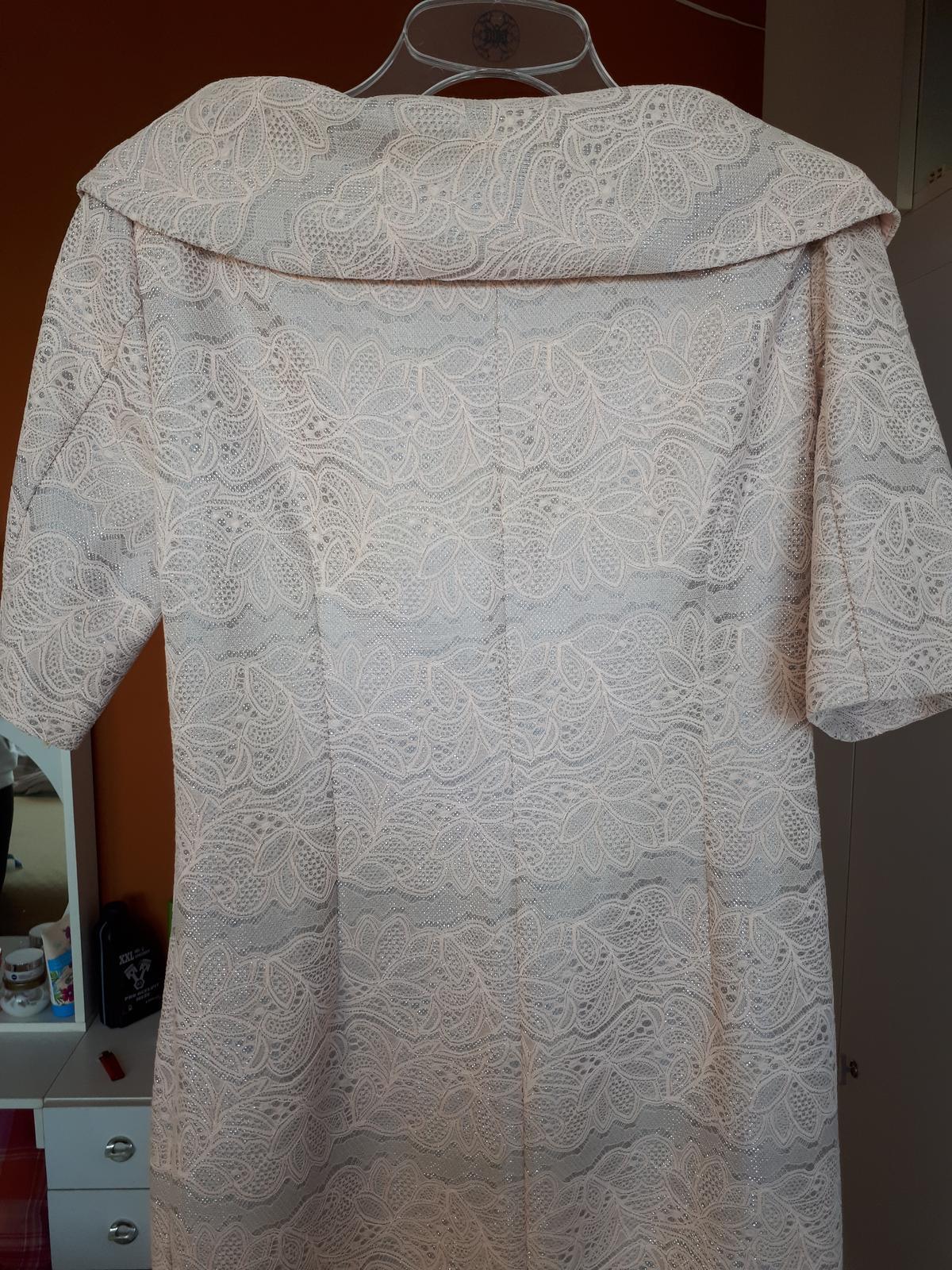 Čipkové šaty  - Obrázok č. 3