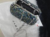Dámska clutch kabelka -Zara-,