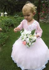13.09.2008 naša Dorinka na kamarátkinej svadbe